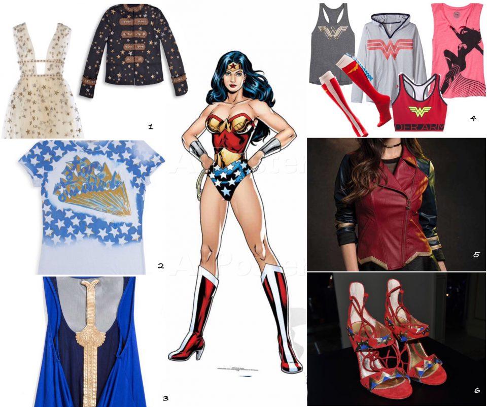 informazioni per prezzi al dettaglio le migliori marche E' esplosa la Wonder Woman Mania!