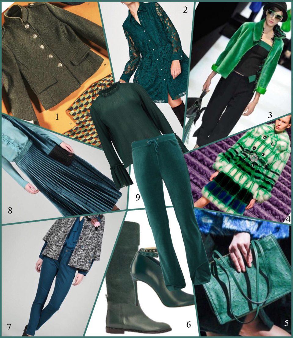 Moda verde ai2018