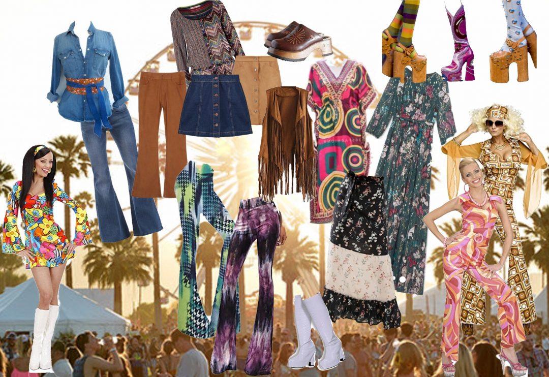 moda festa anni '70