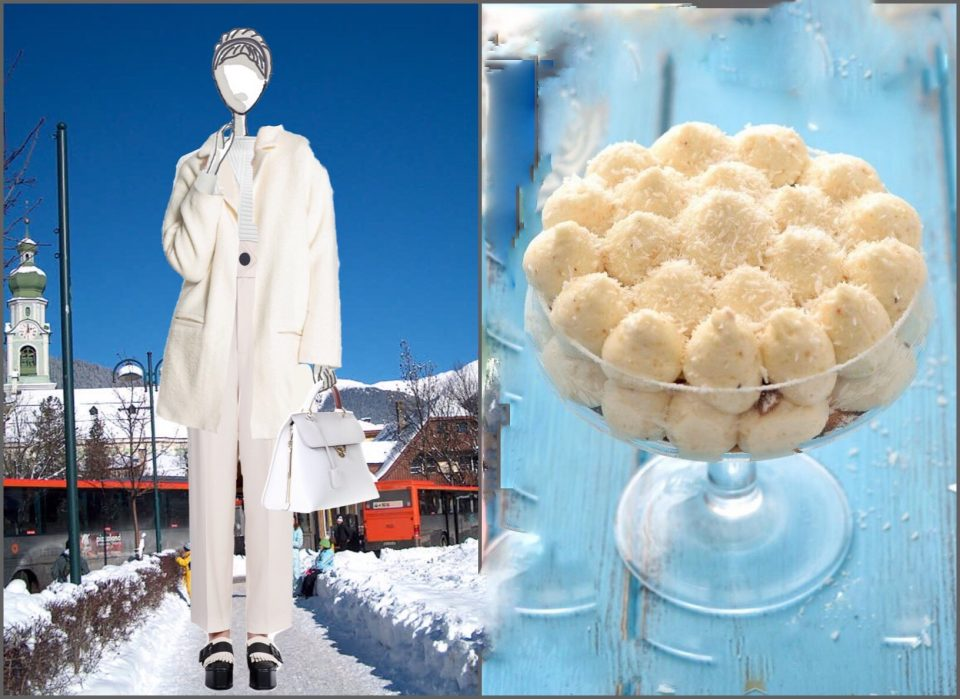 ricetta bianco d'inverno