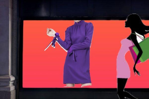 abito ultra-violet