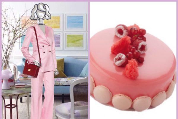primavera pastello la ricetta torta con glassa rosa