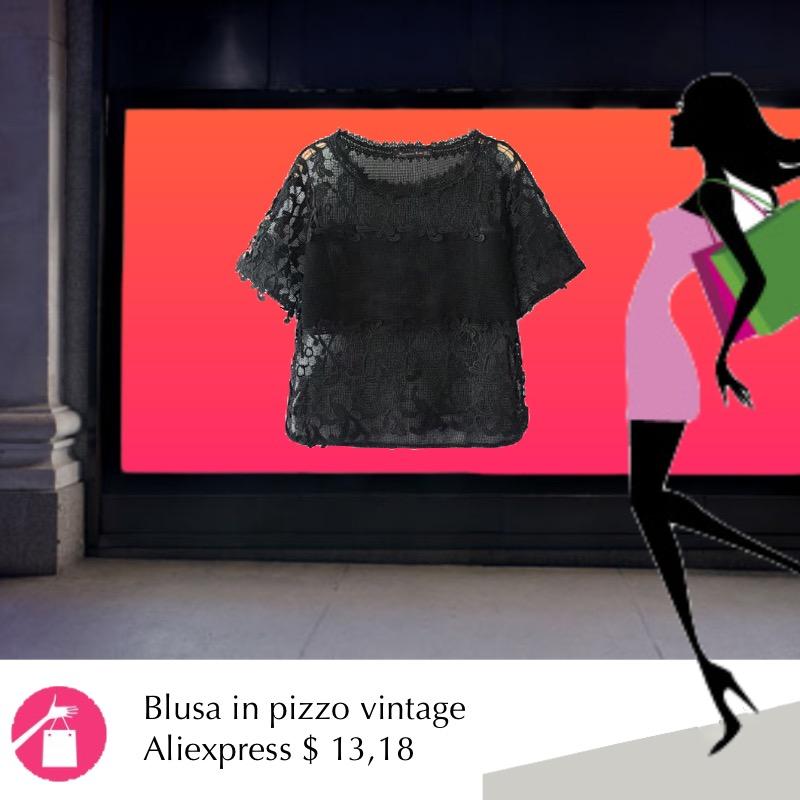 la blusa vintage