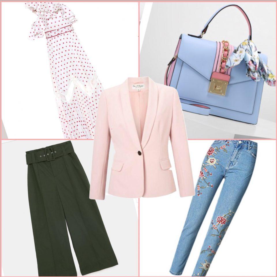 il blazer rosa primavera