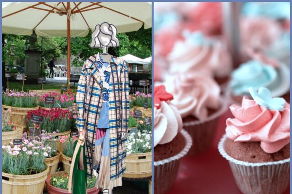 mix&match 2018 ricetta cupcake con fiori