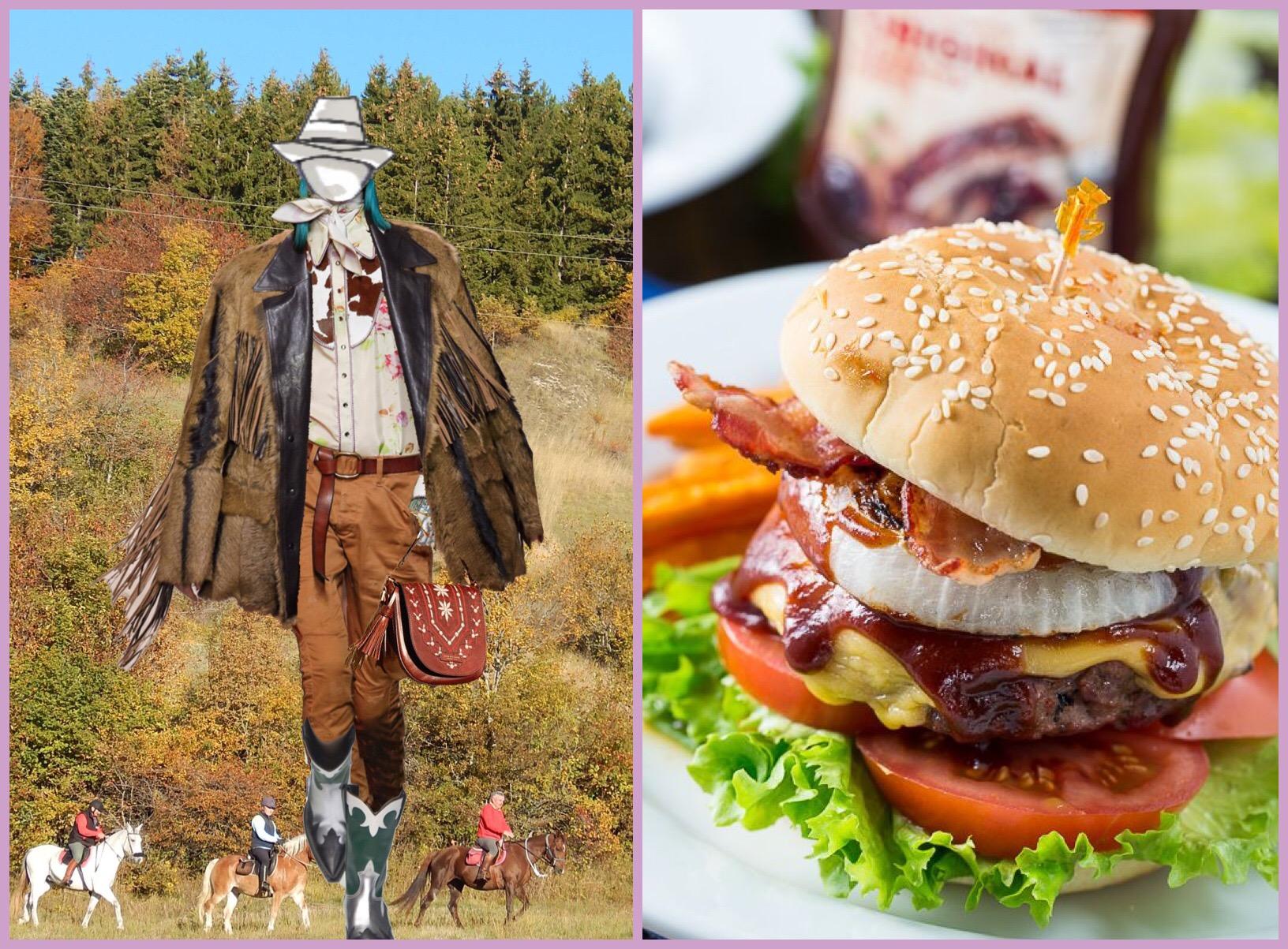 Cowgirl metropolitana : spirito free western
