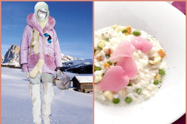 ricetta weekend sulla neve