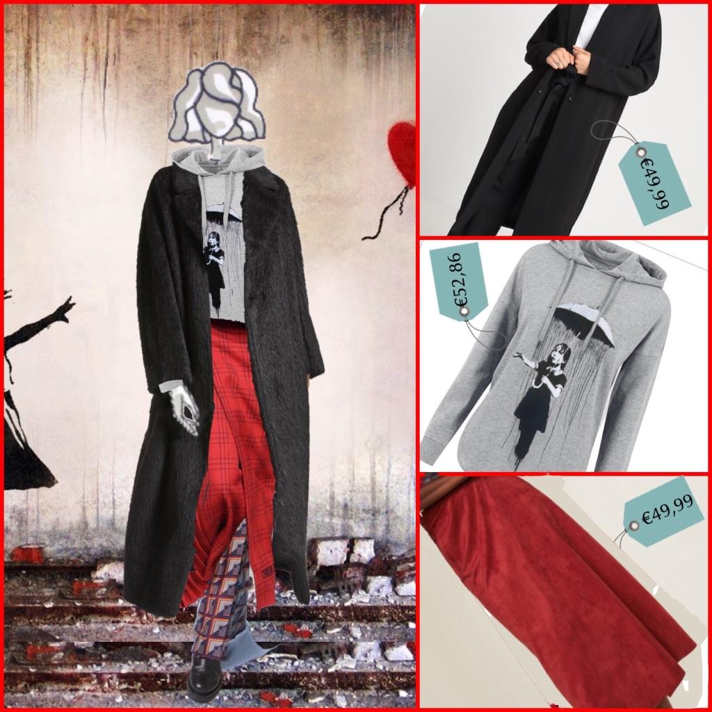 banksy: lo streetwear fa tendenza