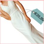 L'abito da sposa a sirena