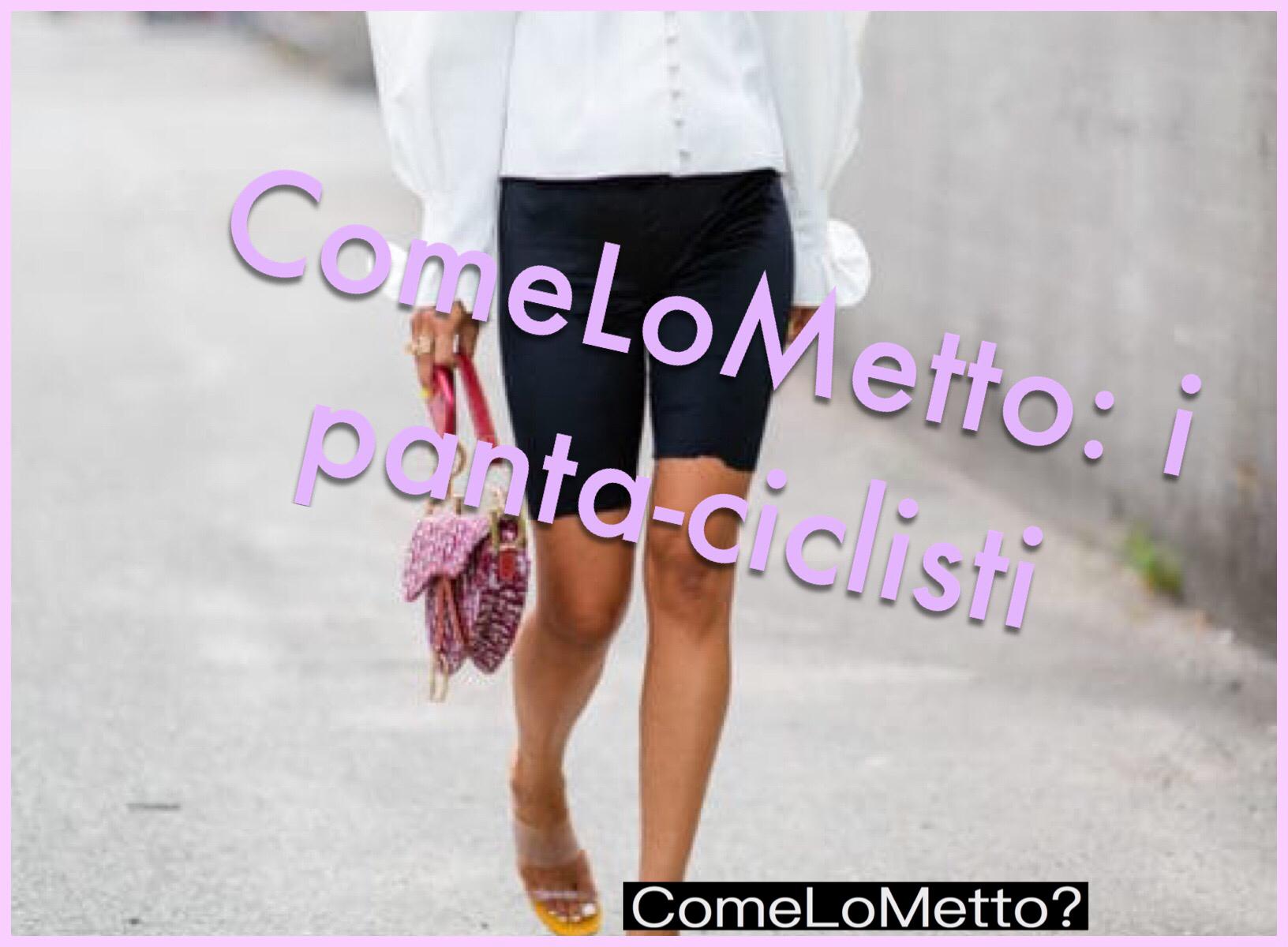 ComeLoMetto: i panta-ciclista