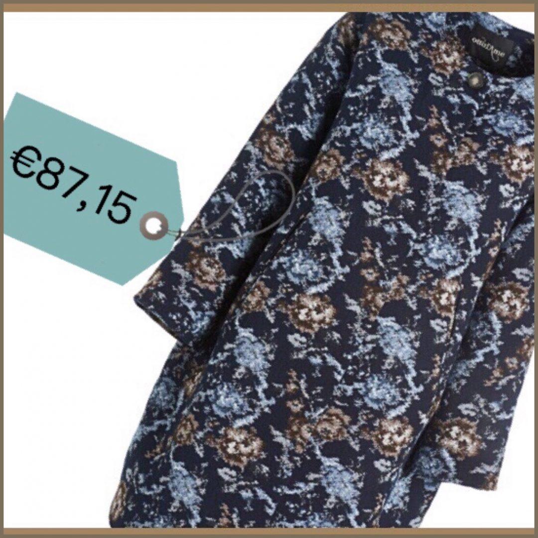 coat tapestry damascata