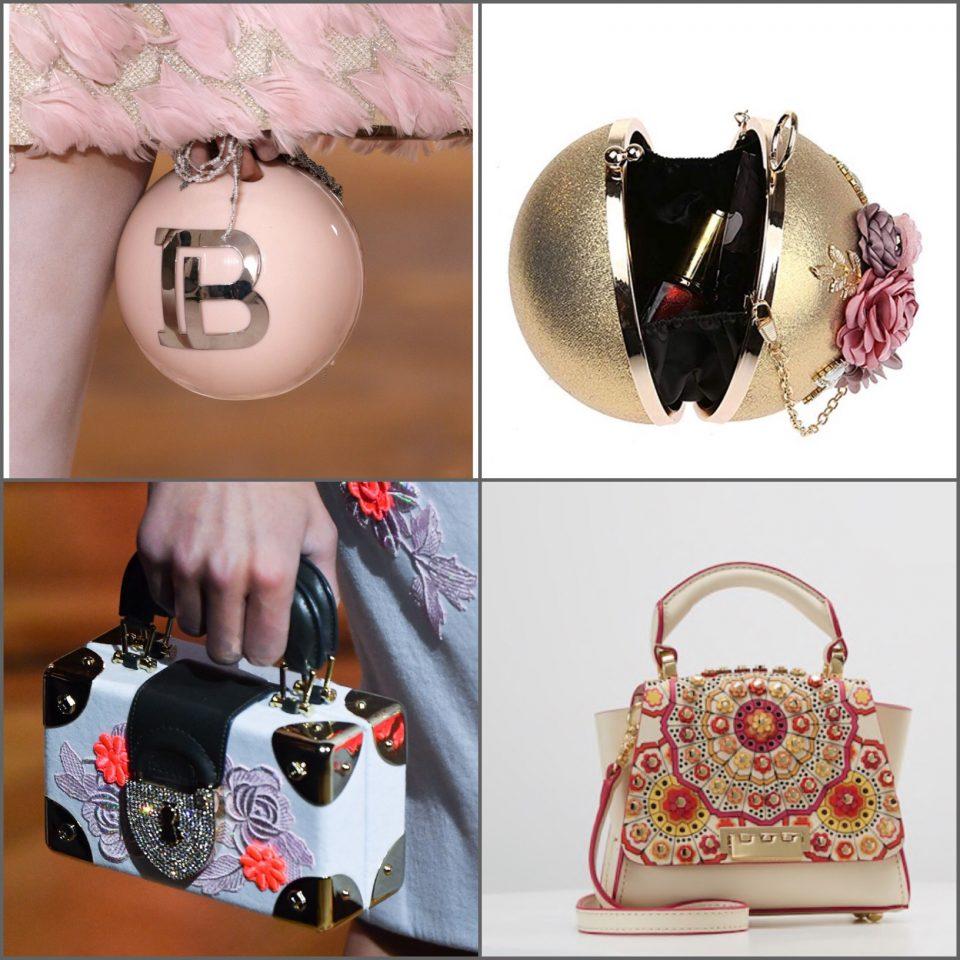 dettagli dall'haute couture borse