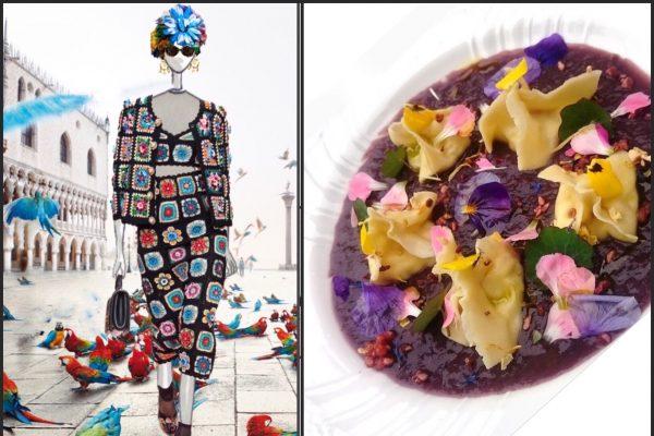 ricetta uncinetto Dolce&Gabbana